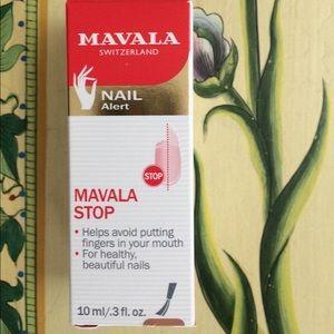 NEW Mavala Stop Nail Alert Polish 10ml 3 fl oz